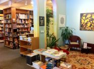 Landing in Vancouver, BC, my first stop was a local indie bookstore. I love the addition of quiet reading space.