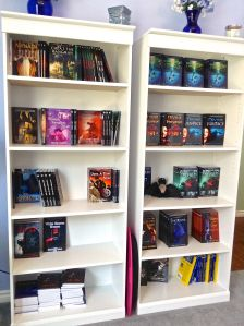 A selection of the books Cheryl and her authors have published.