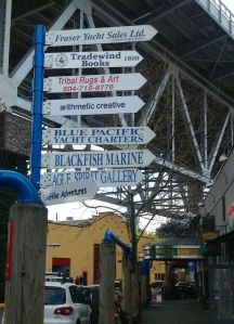 Tradewind Sign