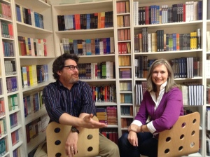 Corey Redekop and Susanne Alexander